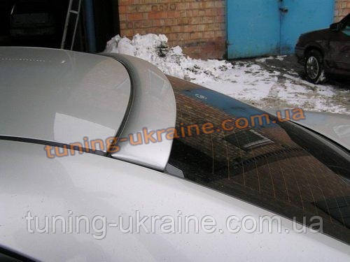 Спойлер-бленда на стекло из стеклопластика на Toyota Corolla 2006-2013 - ООО Tuning Avto в Харькове