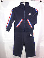Детский спортивный костюм байка Fashion 92-116