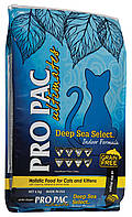 Сухий корм для котів Pro Pac Deep Sea Select Indoor Formula 6 кг