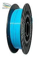 PLA пластик 0,5 кг, 1.75 мм, голубой
