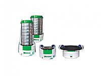 Встряхиватель-просеиватель для просева сыпучих материалов лабораторный LPzE-2e