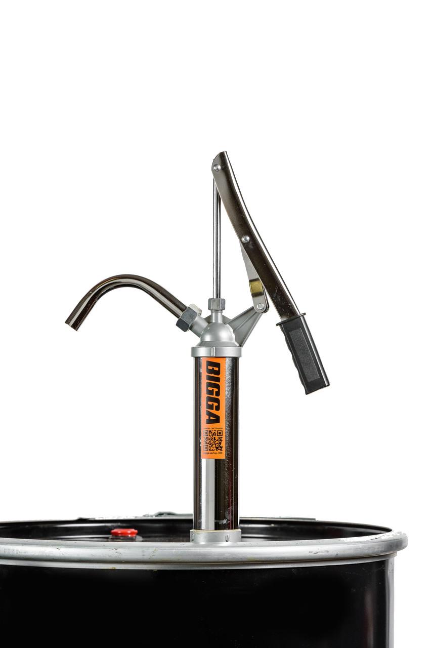 LOP-300 - Бочковой ручной насос для масел и дизельного топлива