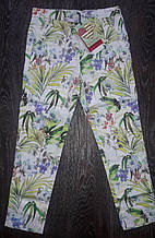 Котоновые брюки 146