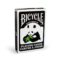 Покерные карты Bicycle Pandamonium (Панды)