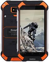 Смартфон Телефон Бронированный Land Rover V19 (Guophone) Orange IP68 Защита от Ударов Воды Грязи