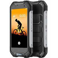 Смартфон Телефон Бронированный Land Rover V19 (Guophone) Black IP68 Защита от Ударов Воды Грязи