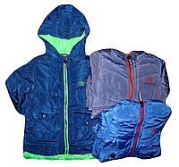 Куртки утепленние  для мальчиков оптом Crossfire 1-5 лет., № CR96-35