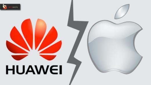 Huawei 1:0 Apple — по продажам смартфонов в мире китайская компания опередила американскую