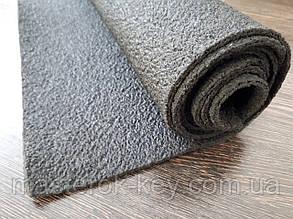 Каучук листовой для ремонта и производства обуви 500*400*2мм. черный