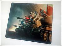 Коврик World of Tanks 25x29 см Танки Игровой WoT