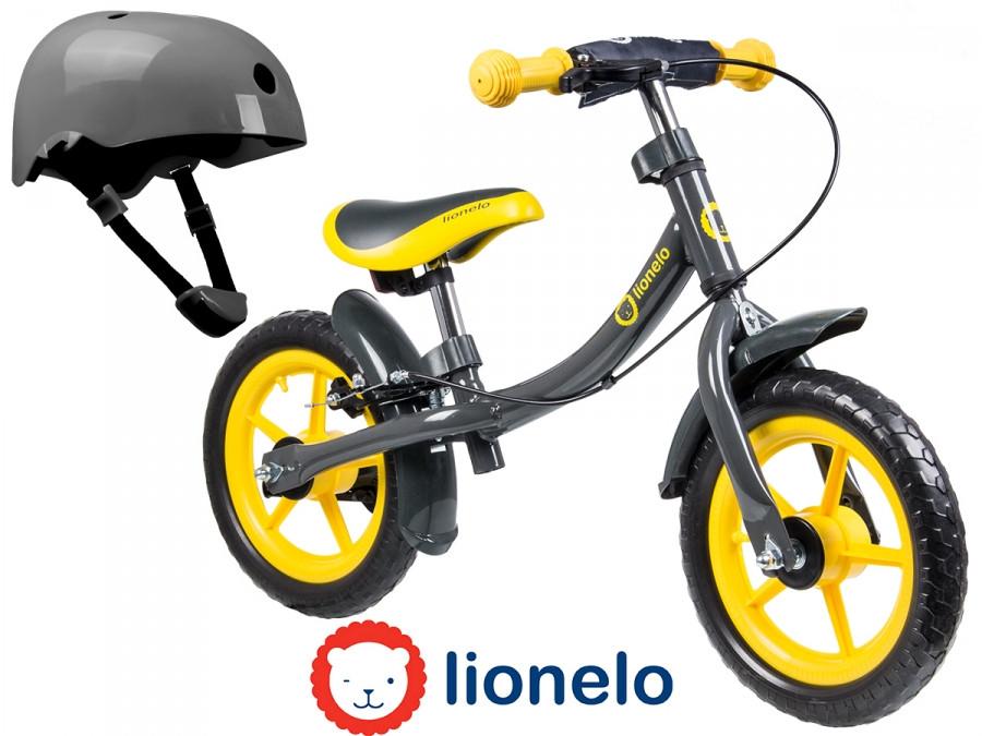 Велобег Lionelo Dan 12 Yellow  Польша