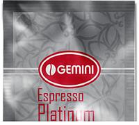 Кофе Gemini Espresso Platinum в чалдах (упаковка-100 шт.)