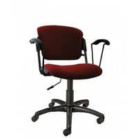 Кресло для персонала Эра ERA GTP black PL62 С NS
