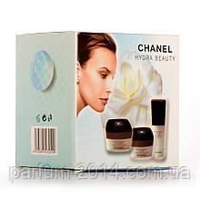 """Косметический набор кремов Chanel """"Chanel Hydra Beauty"""" 3 в 1"""