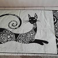 Полотенце махровое ТМ Речицкий текстиль, Анжелина 67х150 см