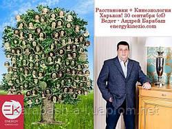 30 сентября Харьков Расстановки Enervision + Кинезиология.