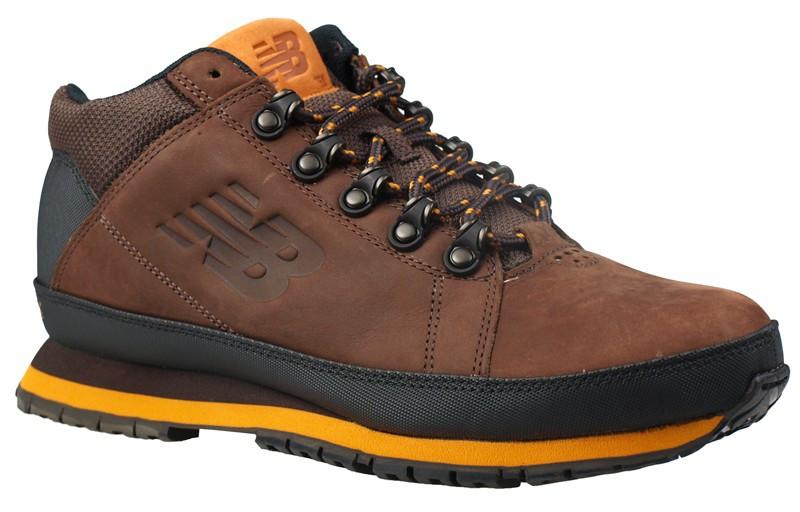Ботинки h754by new balance мужские (нубук) оригинал