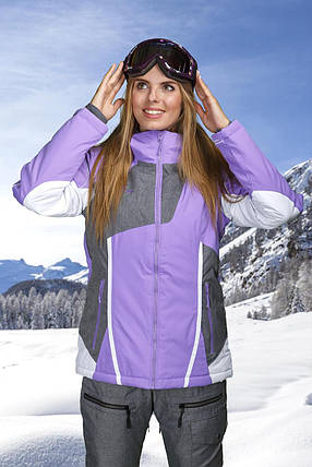 Куртка горнолыжная Freever женская 7202, фото 2