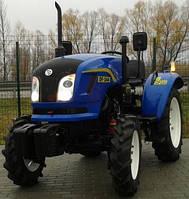 Трактор DONGFENG 244D (24 л.с.,3 цил.,4х4, новый дизайн, колеса 6.00-16/9.50-24)