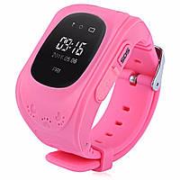 Детские умные смарт часы Baby Watch Q50 с GPS трекером для отслеживания ребенка
