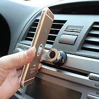 Универсальный магнитный автомобильный держатель для телефона Hua Shi