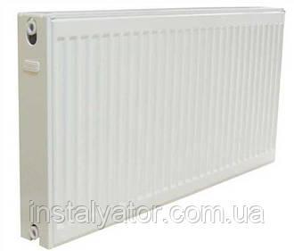 Радиатор стальной, панельный с нижним подключением Korado 22VK 500, 1100