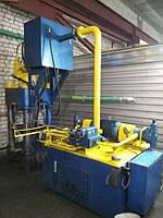 Брикетировочный пресс для металлической стружки Y83UA-250BR