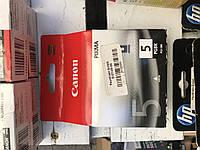 Картридж Canon PGI-5BK Black Ink Tank