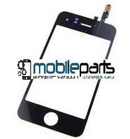 Оригинальный Сенсор (Тачскрин)  для Apple iPhone 3G + lens (Черный)