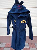 Детский махровый халат , фото 1