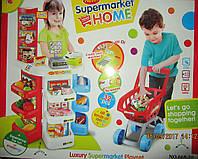 Супермаркет большой 79*53*34см