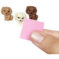 Игровой набор Barbie кукла Барби и Собака с новорожденными щенками FDD43, фото 6