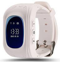 Детские умные смарт часы Baby Watch Q50 с GPS трекером для отслеживания ребенка                               , фото 1