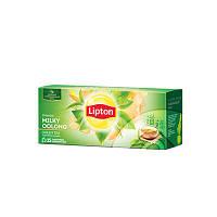 Чай зеленый с ароматом молока Lipton Milky Oolong 25пак/40г (Украина)