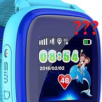 Сколько времени могут держать заряд детские часы Smart Baby Watch?