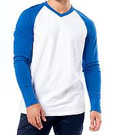 Пуловер мужской хлопок пике: Mwb - 4812