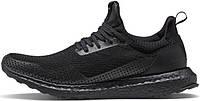 Женские кроссовки Adidas Consortium Ultra Boost Uncaged All Black, адидас ультра буст
