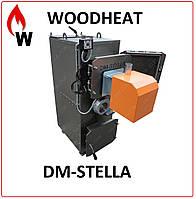 Пелетний котел 80 кВт DM-STELLA