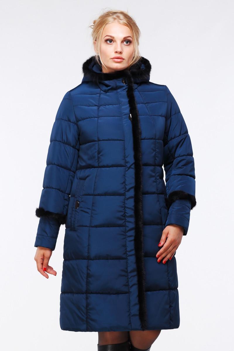 Женское пальто большие размеры Nui Very Анеля 48 - 68