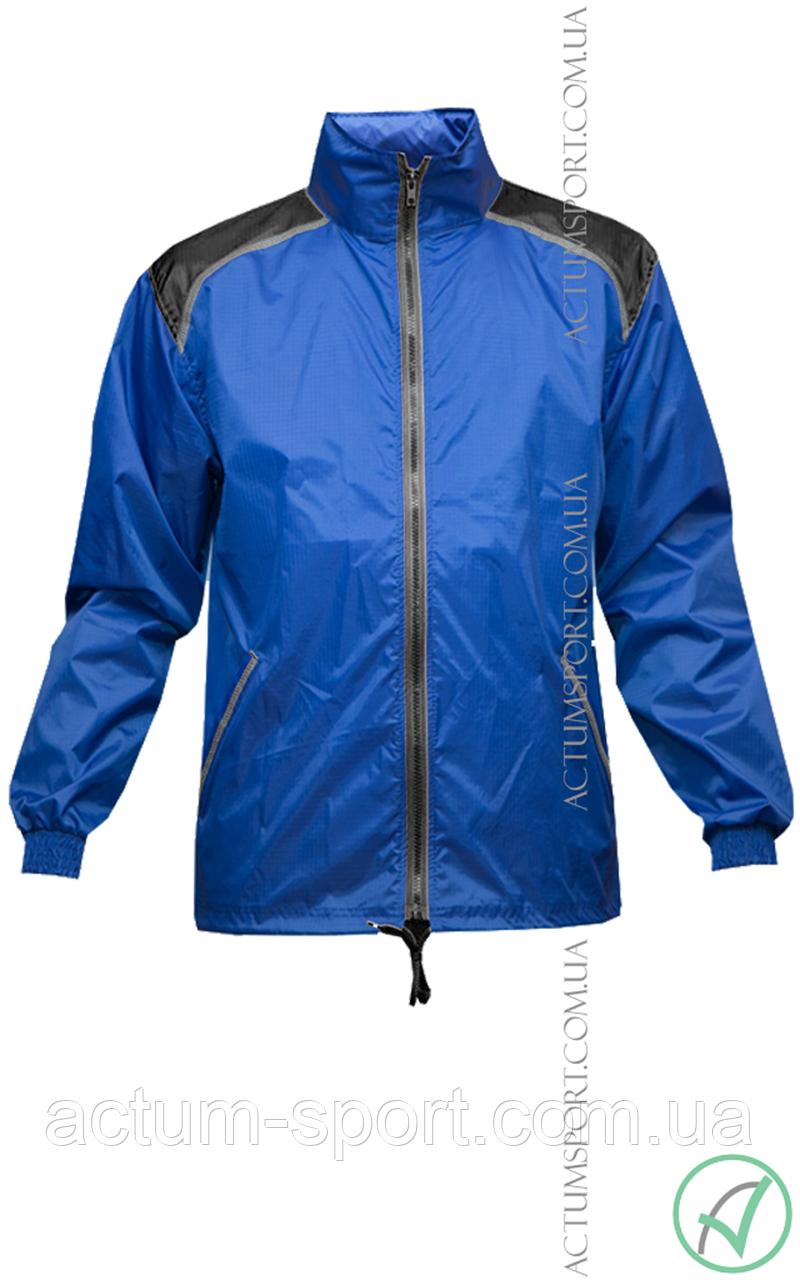 Ветровка с капюшоном Dinamo Titar сине/черная Сине/черный, M