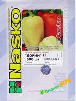 Насіння перцю Дорін F1, 500 насіння , Nasko (Наско), Молдавія