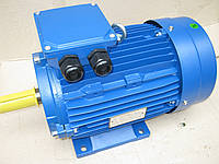 Электро двигатель АИР(лаповый) 4*1500