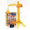 Кран строительный башенный на радиоуправлении