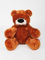 Мягкая игрушка мишка Бублик 65 см коричневый