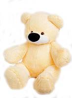 Мягкая игрушка мишка Бублик 65 см персиковый