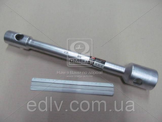 Ключ балонный для грузовиков d=25 22x38x395мм DK2819-2238
