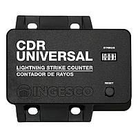 Счетчик молнии Ingesco CDR Universal