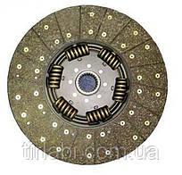 Диск сцепления Fi395 36x40 18z MB Ate.Axo.-04r- Hamme