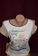 Жіноча футболкаа-10004
