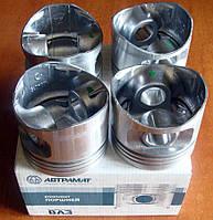 Поршень двигателя ВАЗ-2105 d=79.8 к-т (гр. А (В))  Автрамат